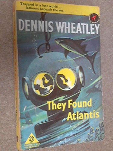 9780090013357: They Found Atlantis