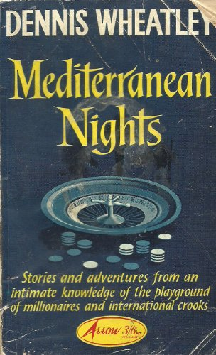 9780090016686: Mediterranean Nights