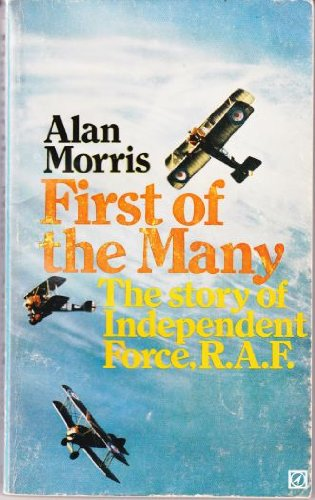 First of Many: Alan Morris