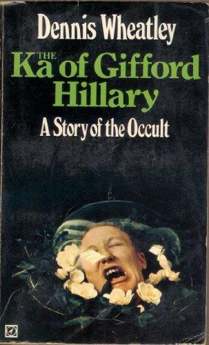 9780090020706: The Ka of Gifford Hillary (A Black Magic Story)