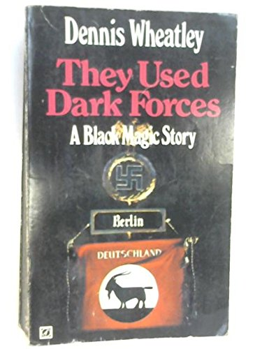 9780090020904: They Used Dark Forces