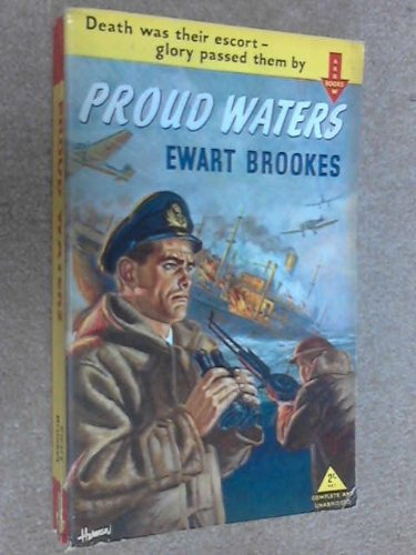 9780090023707: Proud Waters