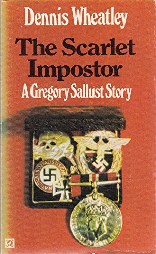 9780090025404: The Scarlet Imposter
