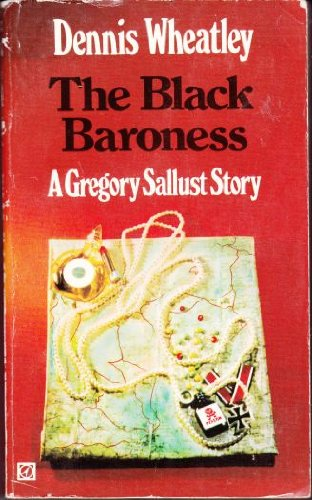 9780090025503: The Black Baroness : a Gregory Sallust Story