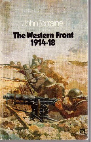 9780090026104: The Western Front, 1914-1918
