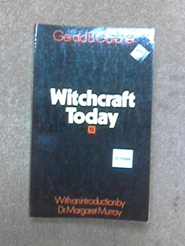 9780090030705: Witchcraft Today