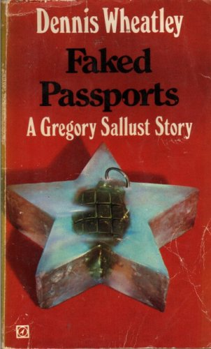 9780090031801: Faked Passports : a Gregory Sallust Story