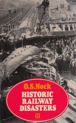9780090034109: Historic Railway Disasters