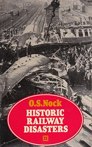9780090034109: Historic Railway Disasters