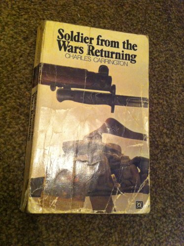 9780090037209: Soldier from the Wars Returning
