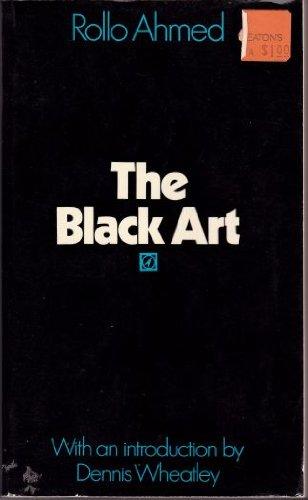 9780090040308: THE BLACK ART.