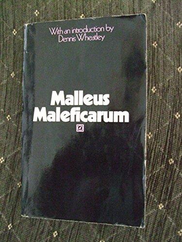 Malleus Maleficarum: Heinrich & Sprenger,