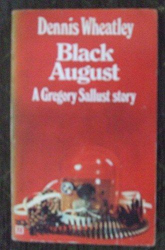 9780090045006: Black August