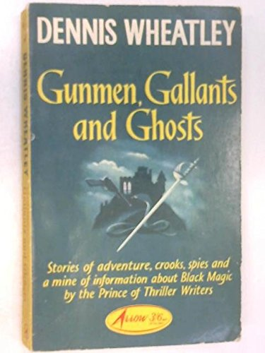 9780090045105: gunmen, Gallants and Ghosts