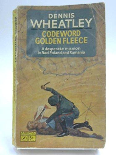 9780090046508: Codeword Golden Fleece