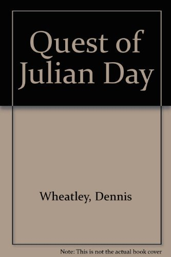 9780090163229: The Quest of Julian day