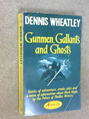 9780090169115: Gunmen, Gallants and Ghosts