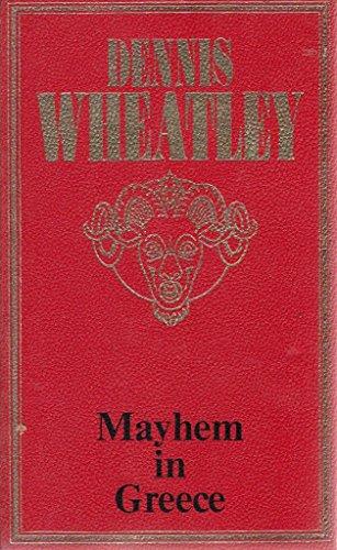 9780090175826: Mayhem in Greece