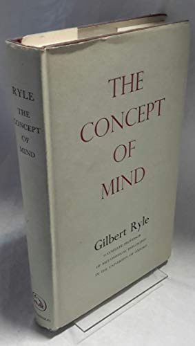 9780090238927: The Concept of Mind