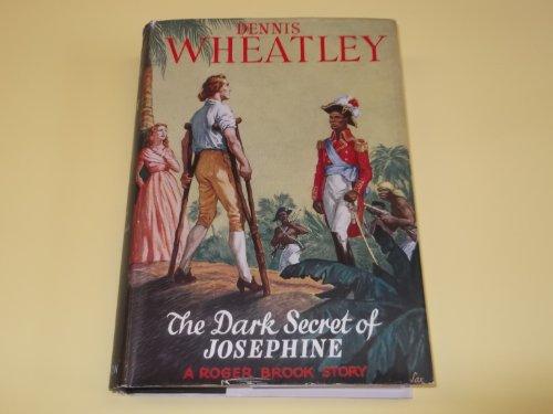 9780090248629: The Dark Secret of Josephine (Lymington Edition)