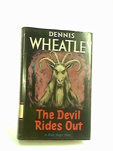 9780090255429: The Devil Rides Out