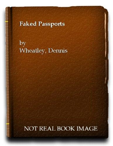 9780090257027: Faked Passports