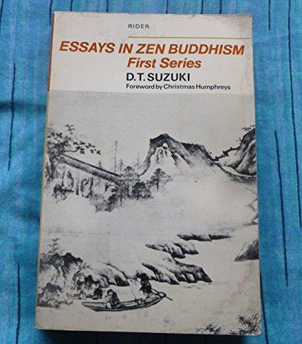 9780090267712: Essays in Zen Buddhism: Series 1 (The Complete Works of D. T. Suzuki)