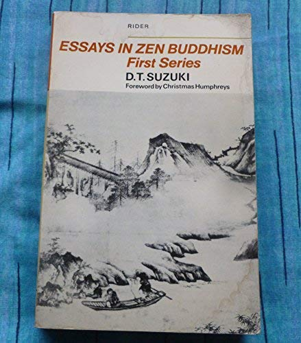 9780090267712: Essays in Zen Buddhism: Series 1 (The Complete Works of D. T. Suzuki)