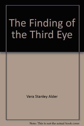 9780090273430: The finding of the 'Third Eye';