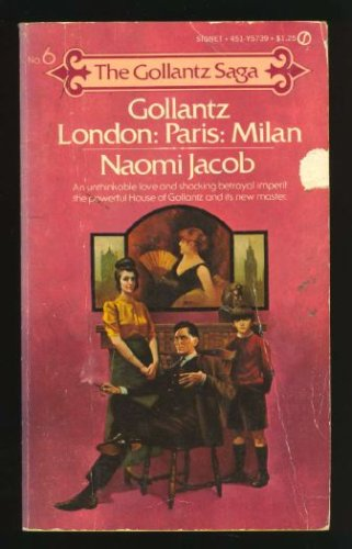 9780090291809: Gollantz - London, Paris, Milan (Gollantz saga, 6)