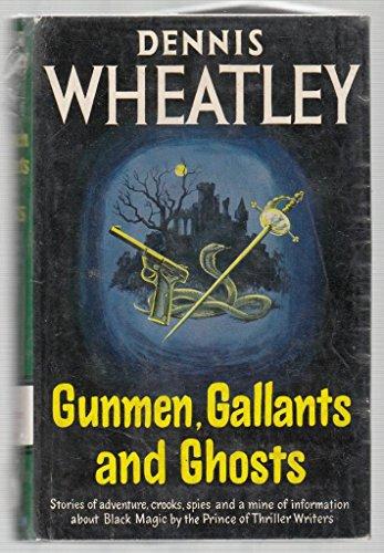 9780090297917: Gunmen, gallants and ghosts.