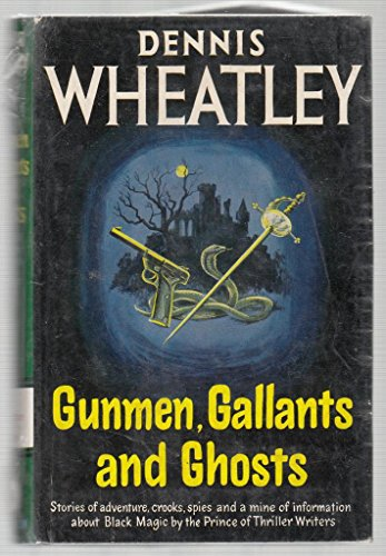 9780090297917: Gunmen, Gallants and Ghosts