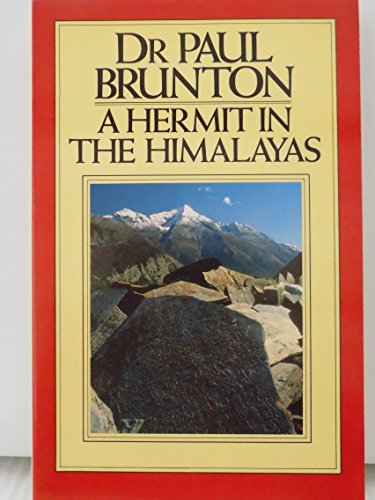 9780090305520: A hermit in the Himalayas: The journal of a lonely exile