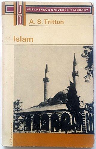 9780090313822: Islam (University Library)