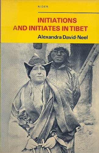 9780090320714: Initiations and Initiates in Tibet