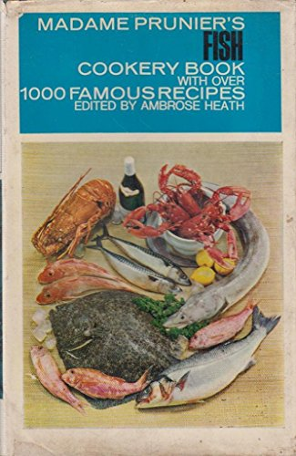 9780090342716: Fish Cookery Book