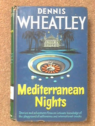 9780090351619: Mediterranean Nights (Lymington e.)