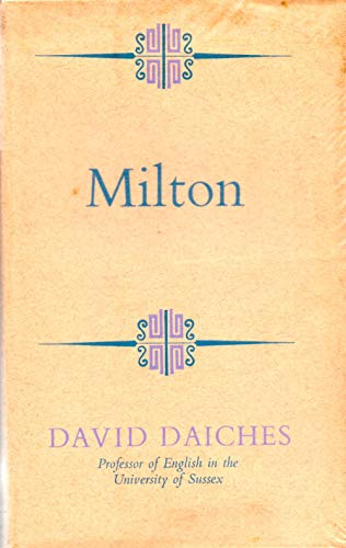 Milton: Daiches, D.