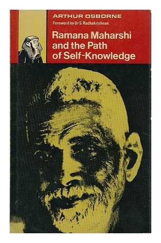 9780090396214: Ramana Maharshi and the path of self knowledge