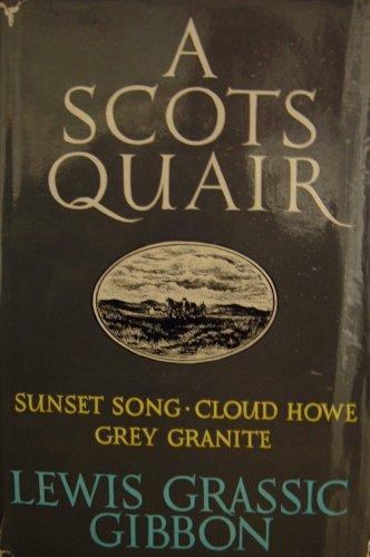 A Scots Quair cover