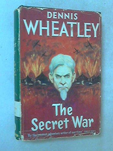 9780090415922: The Secret War