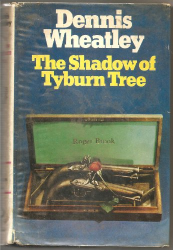 9780090418527: The Shadow of Tyburn Tree