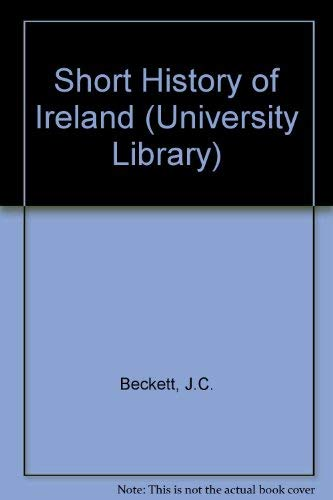 9780090420742: Short History of Ireland (University Library)