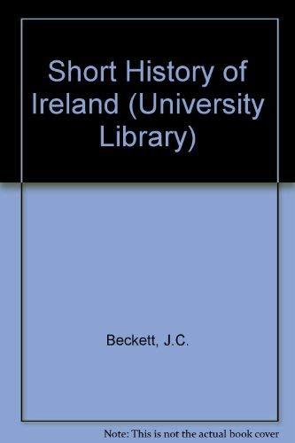 9780090420742: Short History of Ireland (Univ. Lib.)