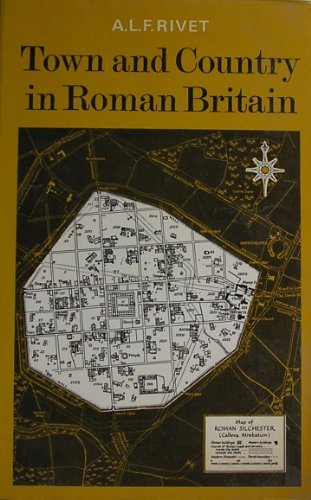 9780090455423: Town and Country in Roman Britain (University Library)