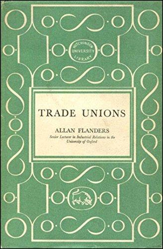 9780090455614: Trade unions