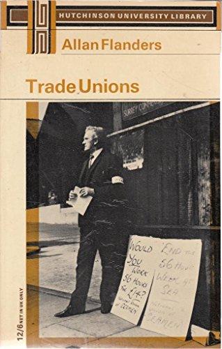 9780090455621: Trade unions