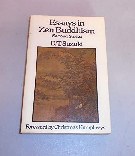 9780090484317: Essays in Zen Buddhism: Series 2 (The complete works of D. T. Suzuki)
