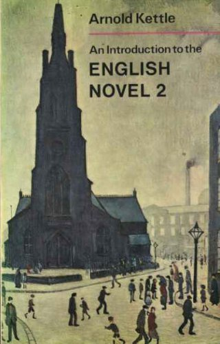 9780090485444: An Introduction to the English Novel: v. 2 (University Library)