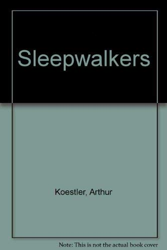 9780090502516: The sleepwalkers; (Danube edition)